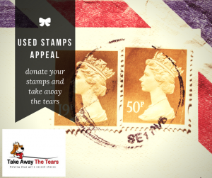 USED STAMPS APPEAL
